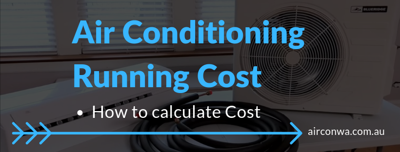 Air conditioning running costs